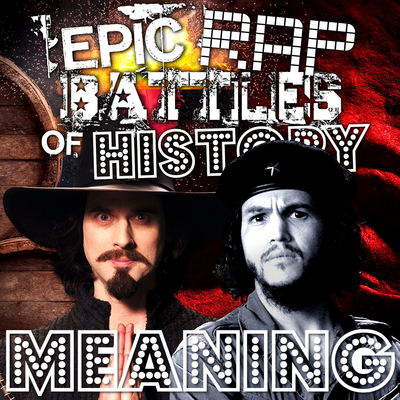 Guy Fawkes vs Che Guevara Meanings