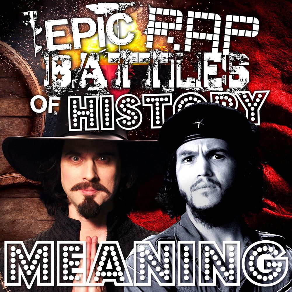 Guy Fawkes vs Che Guevara/Rap Meanings | Epic Rap Battles of