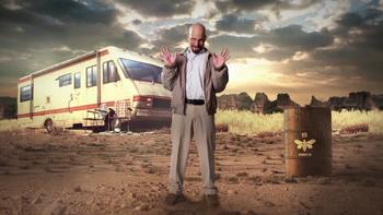 Rick Grimes vs Walter White