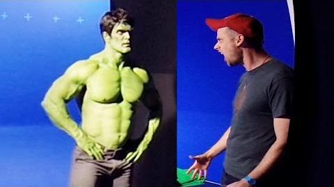 Bruce Banner vs
