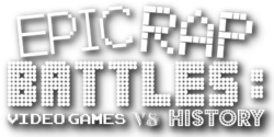 Epic Rap Battles Video Games vs History Season 2 logo