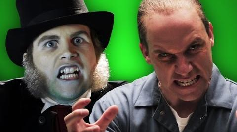 Jack the Ripper vs Hannibal Lecter. Behind the Scenes of Epic Rap Battles of History