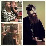 Nice Peter turning into Rasputin