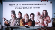 Eastern Philosophers vs Western Philosophers Billboard