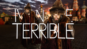 Ivan the Terrible Title Card