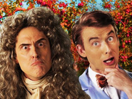 Sir Isaac Newton vs Bill Nye Thumbnail