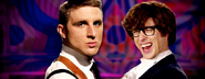 James Bond vs Austin Powers Alternative Banner