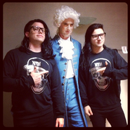 Skrillex, Nice Peter and EpicLLOYD