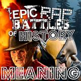 Freddy Krueger vs Wolverine/Rap Meanings