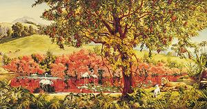 Garden of Eden Based On