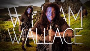 William Wallace Title Card
