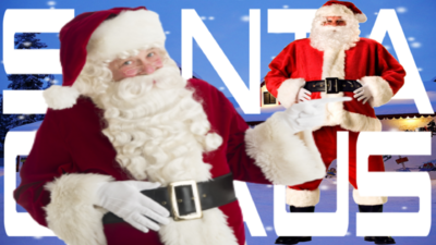 Santa Claus Title Card AlanRB