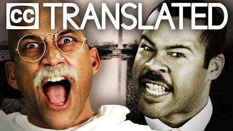 TRANSLATED Gandhi vs Martin Luther King Jr. Epic Rap Battles of History