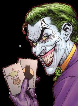 The Joker Based On