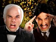 Nikola Tesla vs Thomas Edison Thumbnail