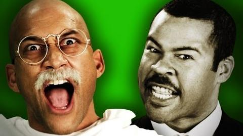 Gandhi vs Martin Luther King - Behind the Scenes