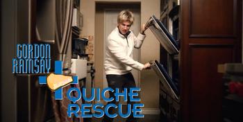 Quiche Rescue