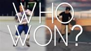 Tony Hawk vs Wayne Gretzky Who Won