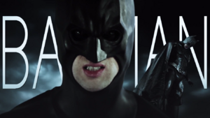 Batman Title Card