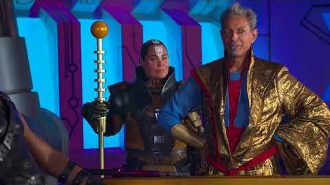 It's my birthday! Thor Ragnarok - Grandmaster Jam Session