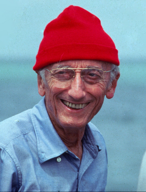 Jacques Cousteau Based On