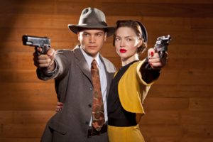 Bonnie & Clyde Based On