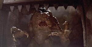 Rancor Pit Based On