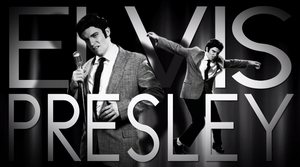Elvis Presley Title Card