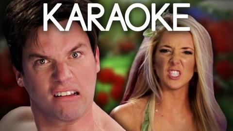 KARAOKE ♫ Adam vs Eve. Epic Rap Battles of History