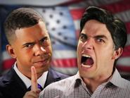 Barack Obama vs Mitt Romney Thumbnail