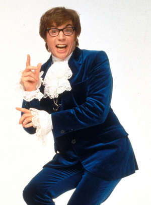 Austin Powers Based On