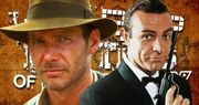 Indiana Jones Vs James Bond