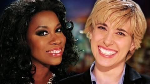 Oprah Winfrey vs Ellen DeGeneres. Epic Rap Battles of History