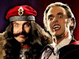 Vlad the Impaler vs Count Dracula/Gallery