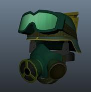 HelmetTN gasmask