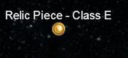 Relic Piece - Class E