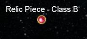 Relic Piece - Class B