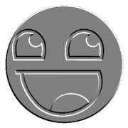 Low Metal Awesome Face