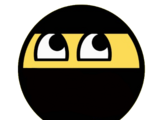 Ninja Awesome Face