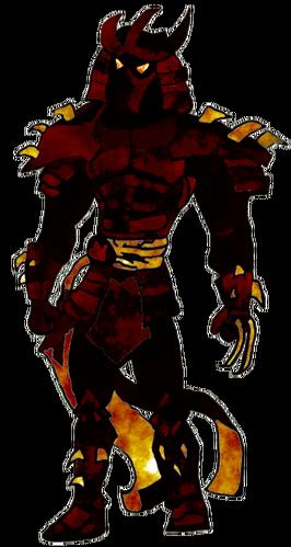 Evil Z-Demon