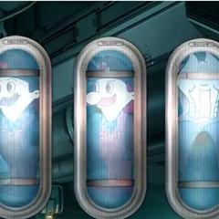 Xamo's cryotubes