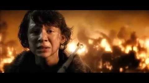 Smaug you have nothing left but your death