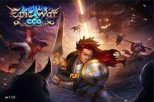 Epic War Legends