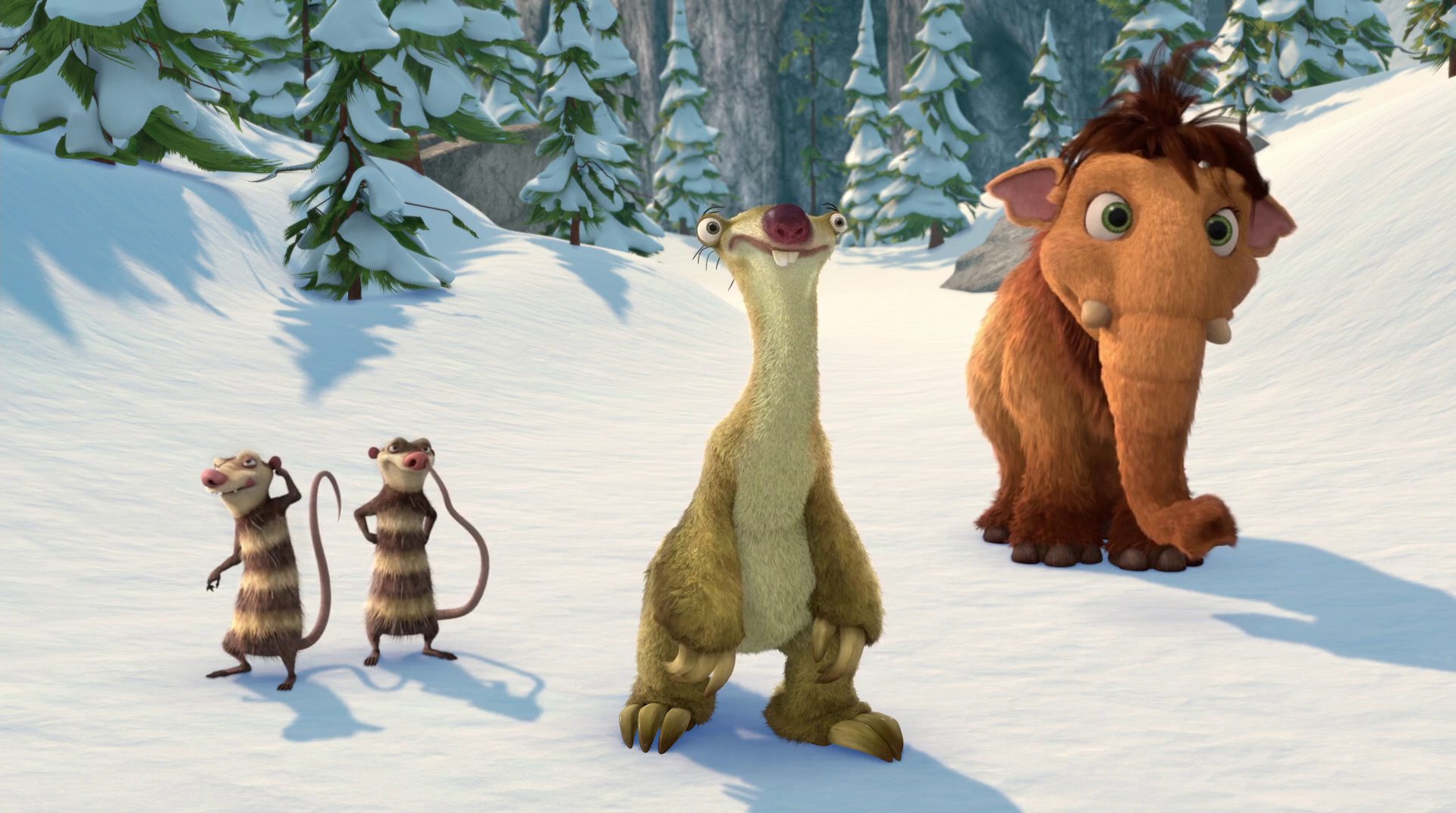 Obraz - Tnt24.info Ice Age A Mammoth Christmas 2011 1080p BDRip DXVA ...