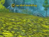 An obol muckling