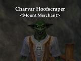 Charvar Hoofscraper