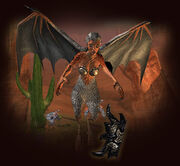 Lore and Legend Harpy