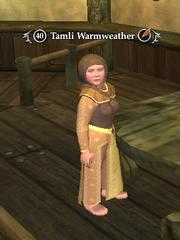 Tamli Warmweather