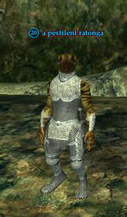 A pestilent ratonga