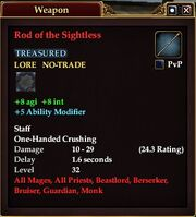 Rod of the Sightless
